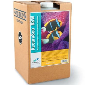 Two Little Fishies AccuraSea Natural Seawater 16.6L