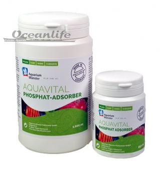 Aquarium Münster Aquavital Phosphat Adsorber 1000ml