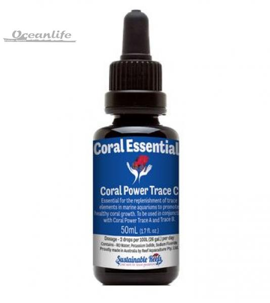 Coral Essentials Coral Power Trace C 50 ml